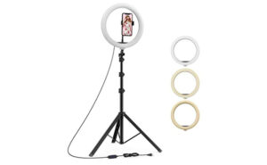 Read more about the article Top 3 Best Ring lights Flash With Tripod