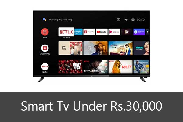 Read more about the article Best 43-inch Smart tv Under 30000 in India