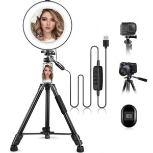 Best Ring Light With Stand For Mobile
