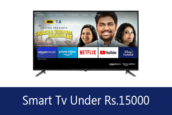 Read more about the article Smart Led Tv 32 Inch Under 15000 in India 2021