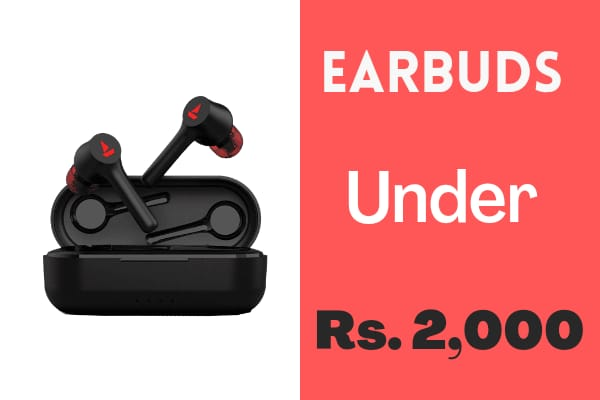 Best Affordable Wireless Earbuds in India 2021