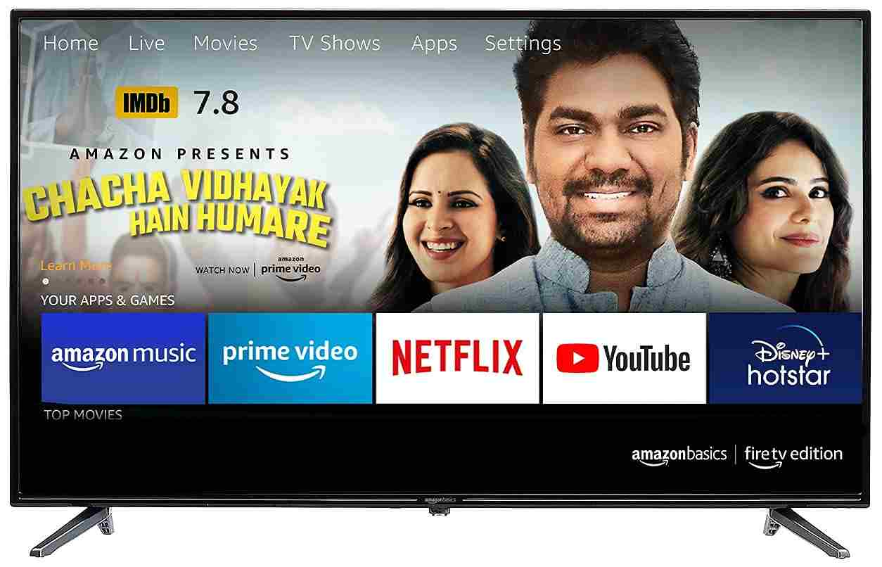 best 32 inch smart led tv in india