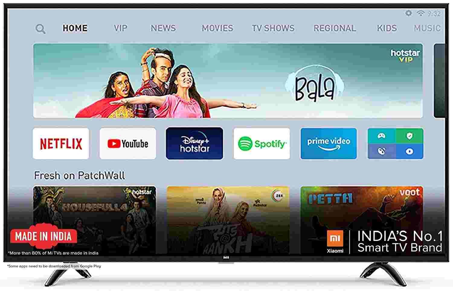 best smart tv for home in india