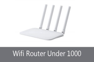 Best Wifi Router for Home Under 1000 in India