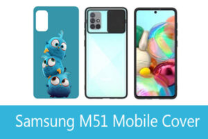 Read more about the article Samsung Galaxy M51 Mobile Case Cover in India