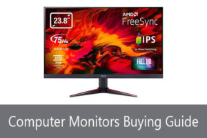 Read more about the article Computer Monitors Buying Guide