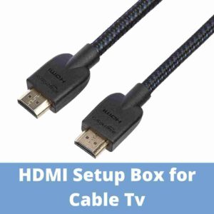 Read more about the article HDMI Setup Box for Cable Tv