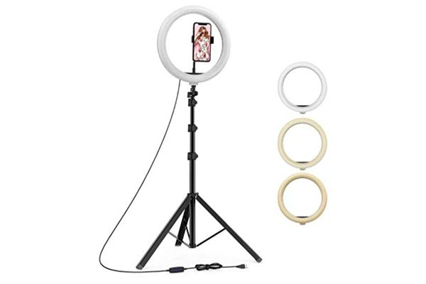 Top 3 Best Ring lights Flash With Tripod